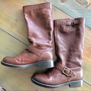 Frye Boots Size 2.5 for Boys